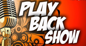 Playback logo